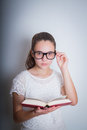 Preparation for exams Royalty Free Stock Photo