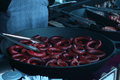 Preparation Of Fried Czech Sau...