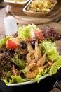 Prepared Shrimp, Prawns Royalty Free Stock Photo