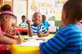Preschool Class In South Afric...