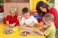 Preschoolers Stock Photos