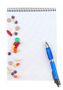 Prescription and medication Stock Images