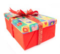 Present Box Royalty Free Stock Image