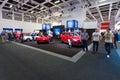 Presentation of the new car company Mazda