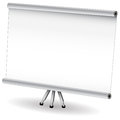 Presentation Projector Screen Royalty Free Stock Photos