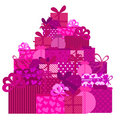 Presents - birthday, occasion, party Royalty Free Stock Image