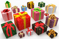 Presents4 Stock Image