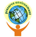 Preserve environment Stock Image