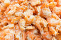 Preserve shrimp from dry technology can keep in long time