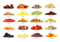 Preserved fruit food and drink Stock Image