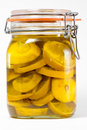 Preserved Lemons Stock Image