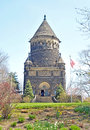 President James A Garfield memorial