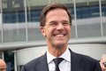 President rutter amsterdam april dutch prime minister mark rutte attends the opening of the autorai Royalty Free Stock Photos