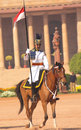 President s bodyguard india the pbg is an elite household cavalry regiment of the indian army it is senior most in the order of Stock Photos