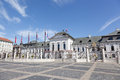 Presidential palace in Bratislava,