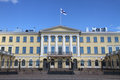 Presidential Palace of Finland, Helsinki Royalty Free Stock Photo