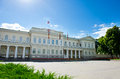 The presidential palace in vilnius official residence of president of lithuania Royalty Free Stock Photos