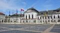 Presidential residence in Slovakia