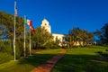 Presidio Park Royalty Free Stock Photo