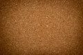 Pressured cork panel texture used as background Royalty Free Stock Photo