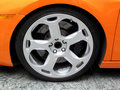 Prestige Alloy Wheel Stock Photos