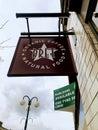Pret a Manger store, London Royalty Free Stock Photo