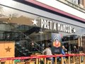 PRET A MANGER store Royalty Free Stock Photo