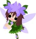 The pretty fairy
