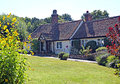 Pretty kent country cottage Royalty Free Stock Image