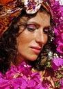 Pretty Mature Woman Outside Am...
