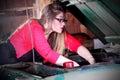image photo : Pretty Mechanic