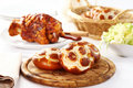 Pretzel bread rolls Royalty Free Stock Photography