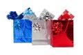 Prezent boxes&bags-2 Obraz Royalty Free
