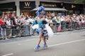 Pride London 2009 - costume Royalty Free Stock Photo