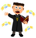 Priest Royalty Free Stock Photography