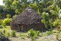 Primitive hut Royalty Free Stock Photo