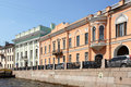 Prince abamelek lazarev palace st petersburg russia Stock Photo