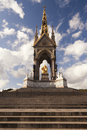 Prince Albert Memorial Stock Photo