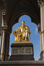 The Prince Albert Memorial Royalty Free Stock Image
