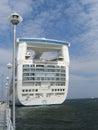Princess cruise line ship docked in Port of Tallinn, Estonia