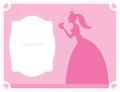 Princess and frog template design