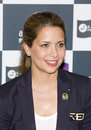 Princess haya bint al hussein press conference before furusiyya fei nations cup team consolation competition on september in Stock Photo