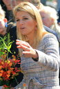 Princess Maxima Zorreguieta Royalty Free Stock Image