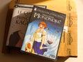 Princess Mononoke and Tale of the Princess Kaguya