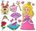 Princess topic set 1
