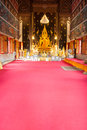 Principle image of buddha in wat dan samrong thailand Royalty Free Stock Image