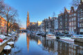 Prinsengracht winter