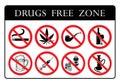 Drugs Free Zone Board