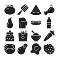 Food and Diet Vector Pack