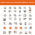 A collection of web and application icons for web designers. This web icons is a varico icon set of 42.
